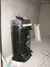 30.1.2017 Dorazil kombinovaný boiler