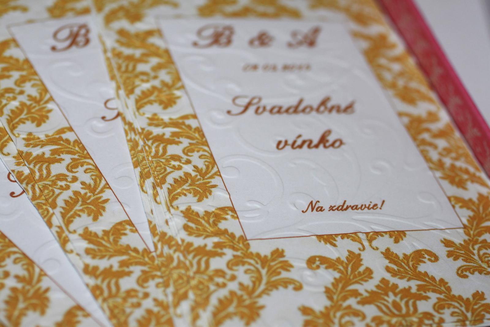 Naše prvé svadobné návrhy a prípravy - Obrázok č. 9