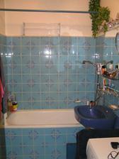 Koupelna - nová bude větší