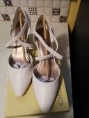 Svatební boty vel. 37, 37