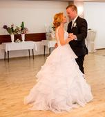 Svadobné šaty zľava, 36