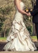 Exkluzívne svadobné šaty Diane Legrand, 38