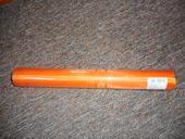 Oranžová organza velká,