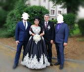 Svatební šaty pro starší nevěsty, 46