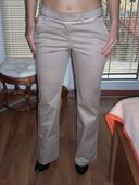Damske elegantne nohavice s kabelkou, 36