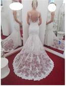 Svatební šaty 2v1, 36