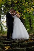 Svatební šaty Mia Solano, 44