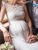 Tehotenske svadobne saty , 38