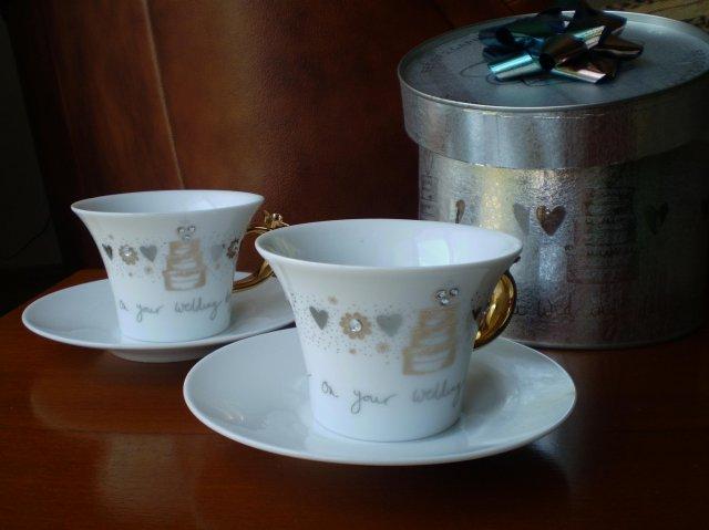 Príprava - cappuccino set