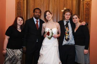 manželé a kamarádi:-)