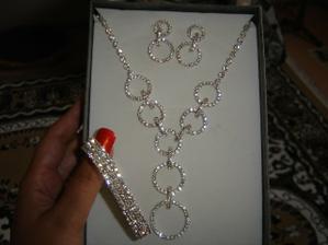 Moja svadobná bižu.. niečo požičané :-)  ďakujem Inguška