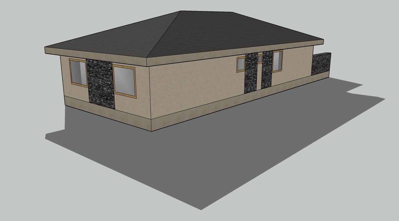 Úzky pozemok-uzky domček=BUNGALOW 168 - Obrázok č. 62