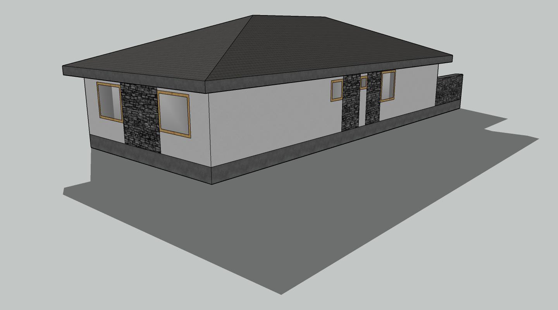 Úzky pozemok-uzky domček=BUNGALOW 168 - Obrázok č. 64