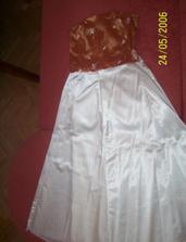 šaty ještě jednou, vlastní výroba