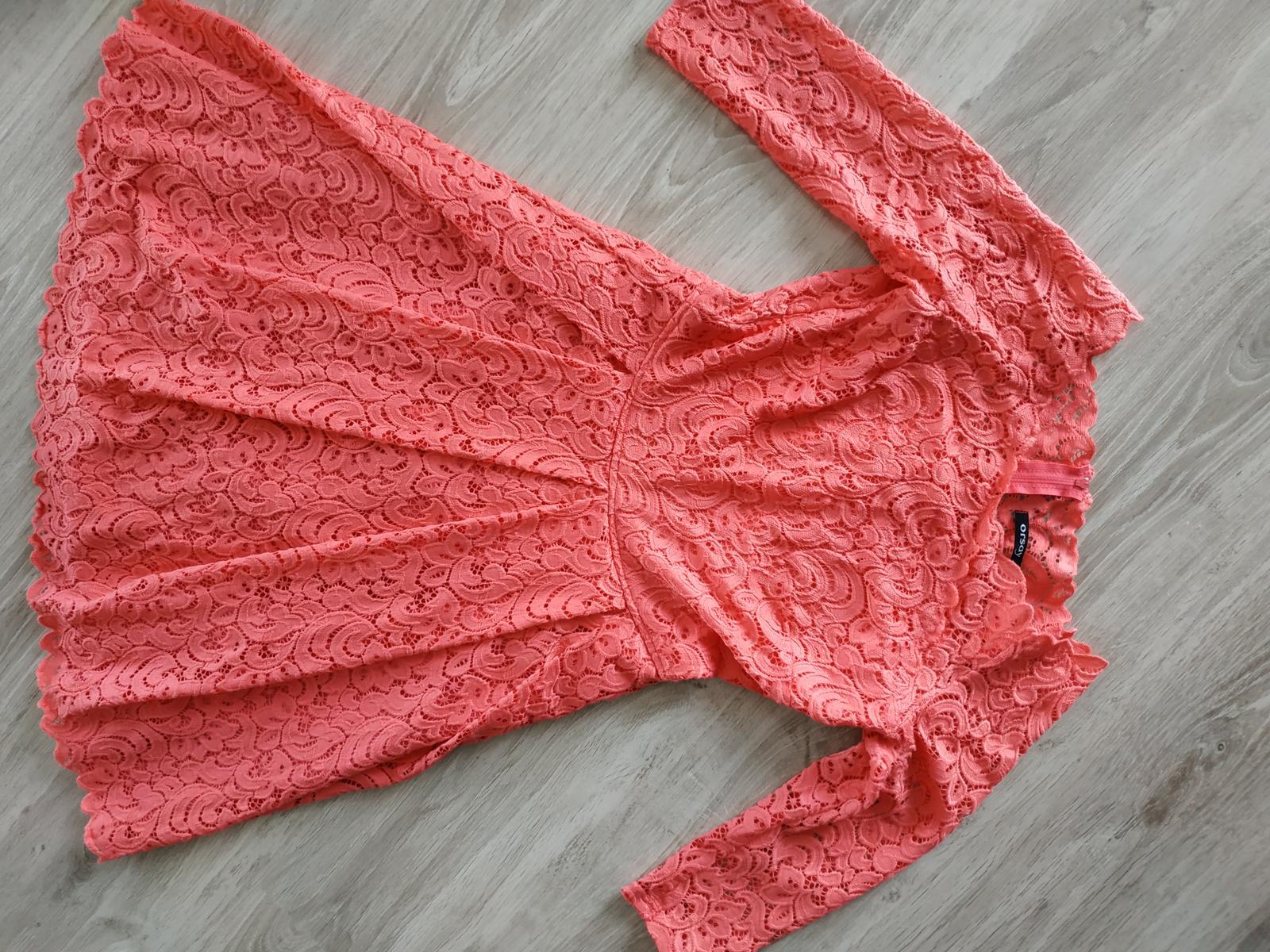 Čipkované šaty - Obrázok č. 3