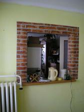 naše okienko do obývačky