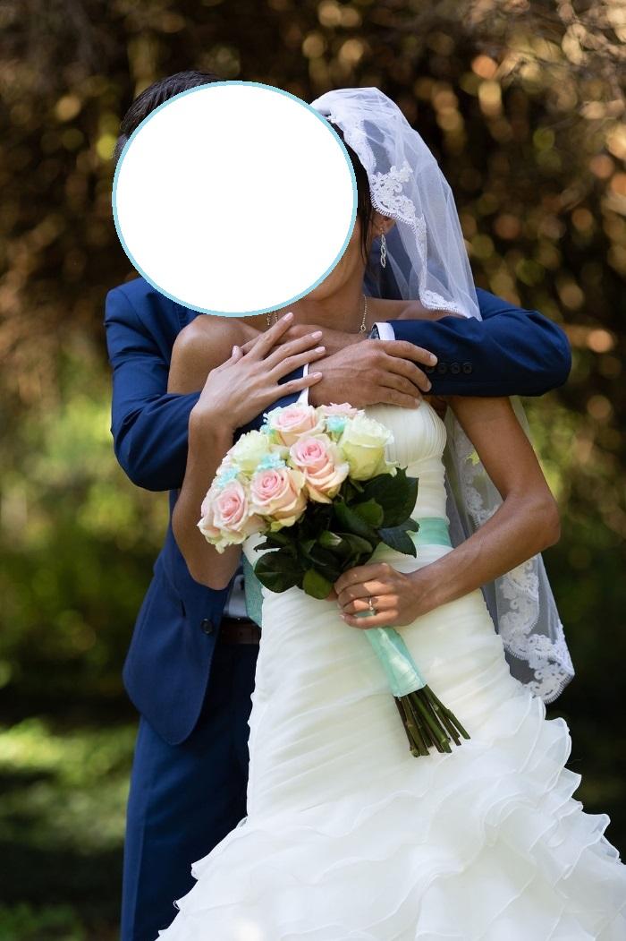 Lahucke volanove svadobne saty + doplnky - Obrázok č. 3