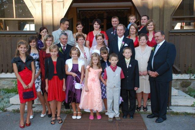 Andrea Briššová{{_AND_}}Ján Murín - rodinná foto