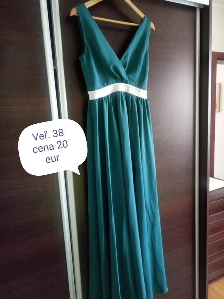 Dámske šaty - Obrázok č. 1