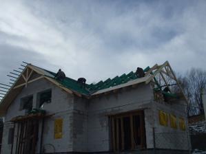 pracuje sa na streche
