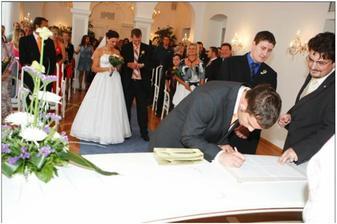 Popis svědka nevěsty