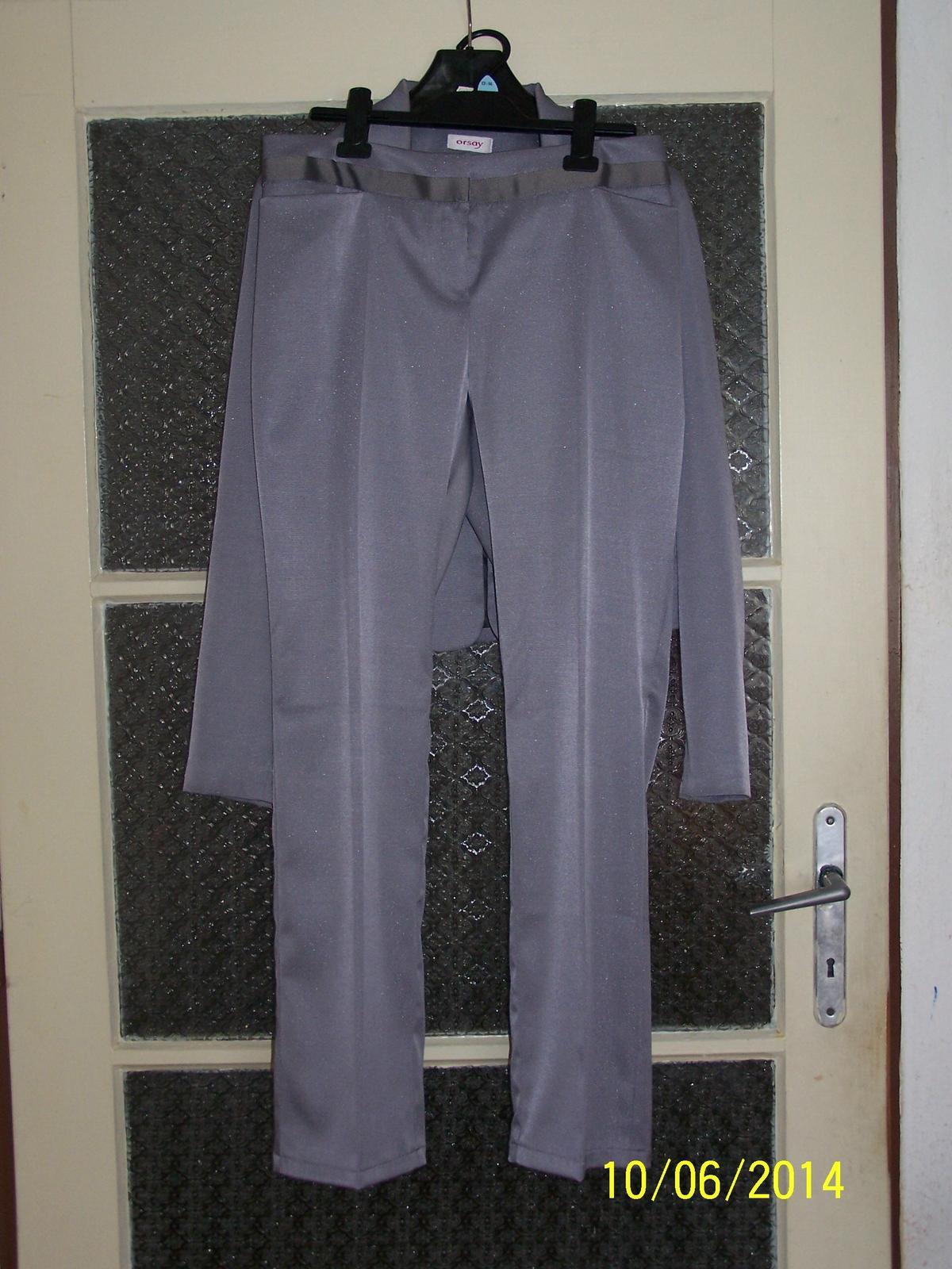 Nohavicovo-sukňový kostým - Obrázok č. 3