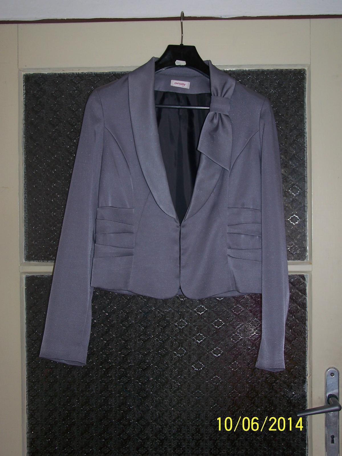 Nohavicovo-sukňový kostým - Obrázok č. 4