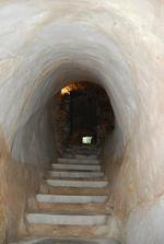 naše malá exkurze do místní jeskyně