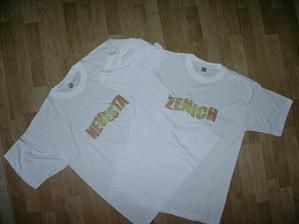 naše trička na večer