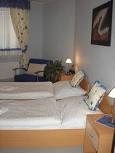 pokoje pro hosty