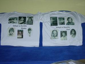 trička pro maminky