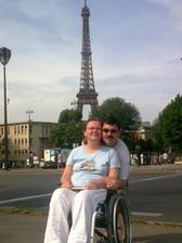 svatební cesta v Paříži