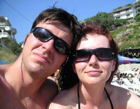 Vzpomínka na dovolenou v Černé Hoře 2005