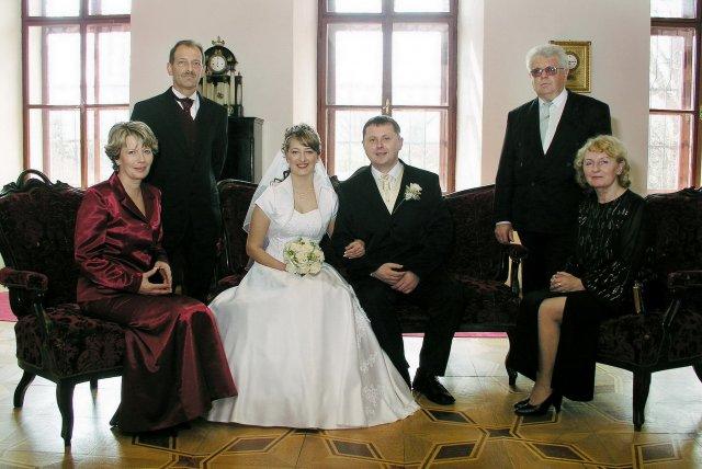 Norika Simová{{_AND_}}Marek Seliga - Adams family :-)