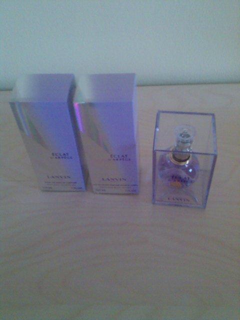 07.07.07 - moja svadobná trojka, sprch.gel, krém, parfem