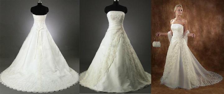 Svatební šaty - Obrázek č. 14