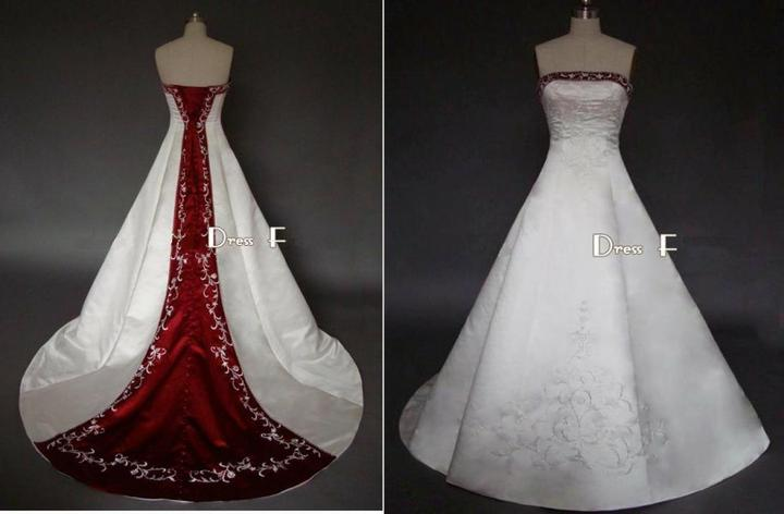 Svatební šaty - Obrázek č. 17