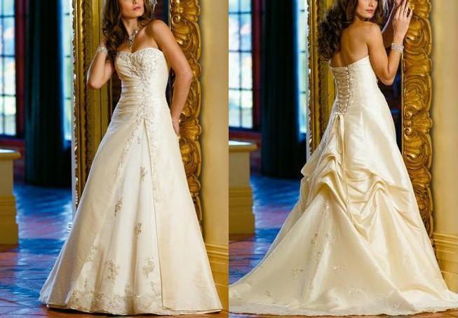 Svatební šaty - Obrázek č. 18