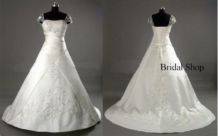 Svatební šaty - Obrázek č. 20