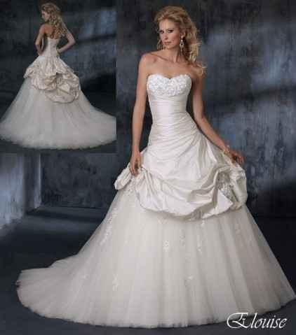 Svatební šaty - Obrázek č. 24