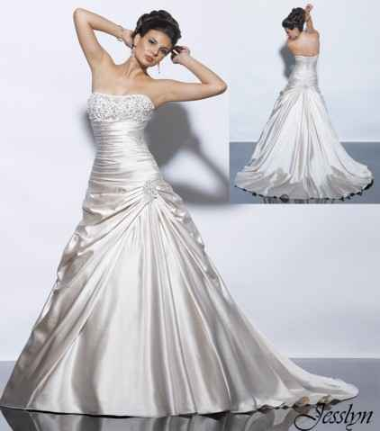 Svatební šaty - Obrázek č. 25