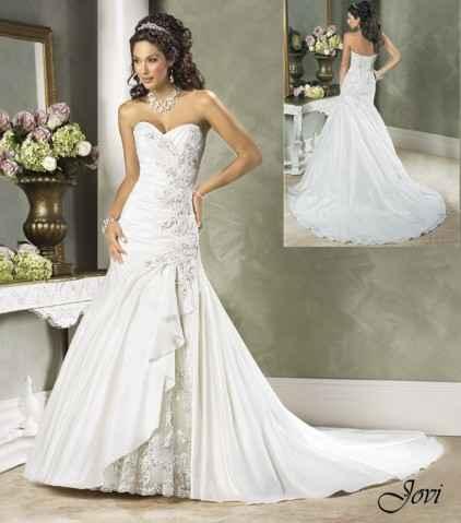 Svatební šaty - Obrázek č. 26
