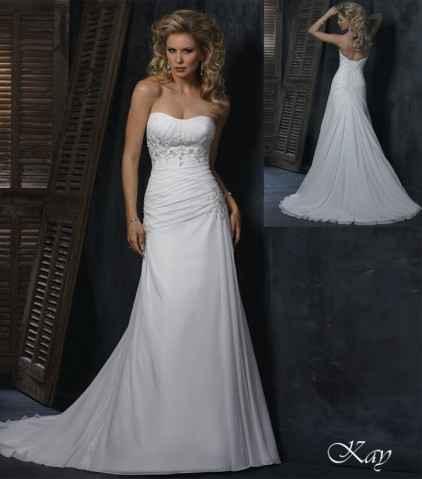 Svatební šaty - Obrázek č. 27