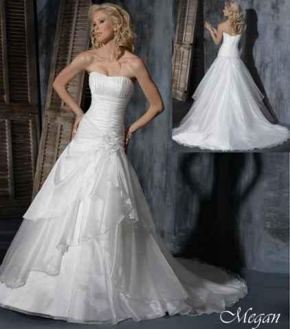 Svatební šaty - Obrázek č. 28