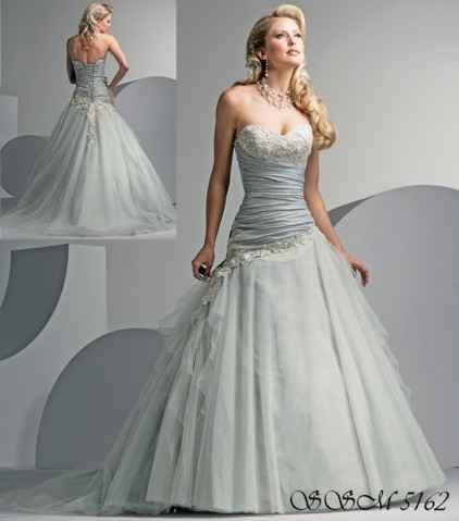 Svatební šaty - Obrázek č. 30