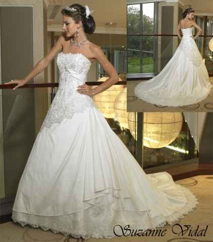 Svatební šaty - Obrázek č. 5
