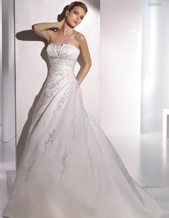 Svatební šaty - Obrázek č. 6