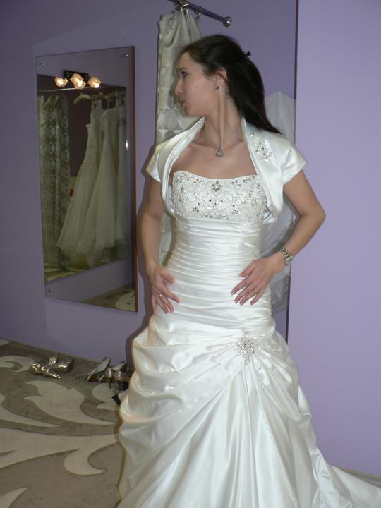 Svatební šaty - Obrázek č. 33
