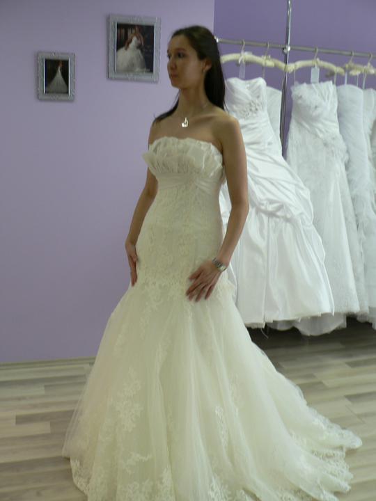 Svatební šaty - moc těžké