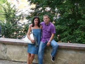Svatební cesta do Jižních Čech, Český Krumlov